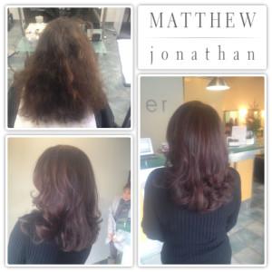 Matthew Jonathan Stylist /Oakville salon