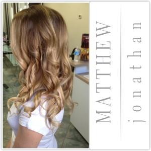 Balayage Sombre Ombre Hair stylist/ oakville salon