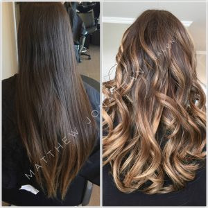 Best Balayage Matthew Jonathan salon