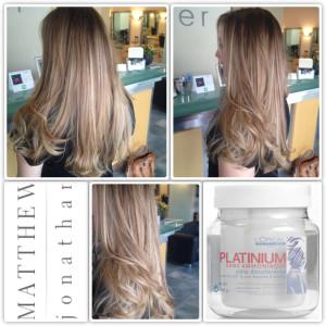 Matthew Jonathan hairstylist/oakville hair salon