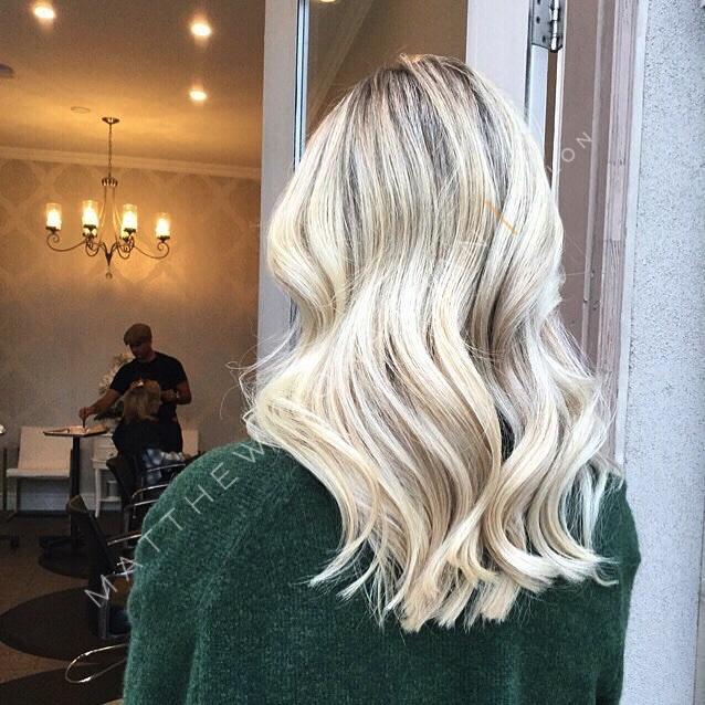 blonde bombshell oakville