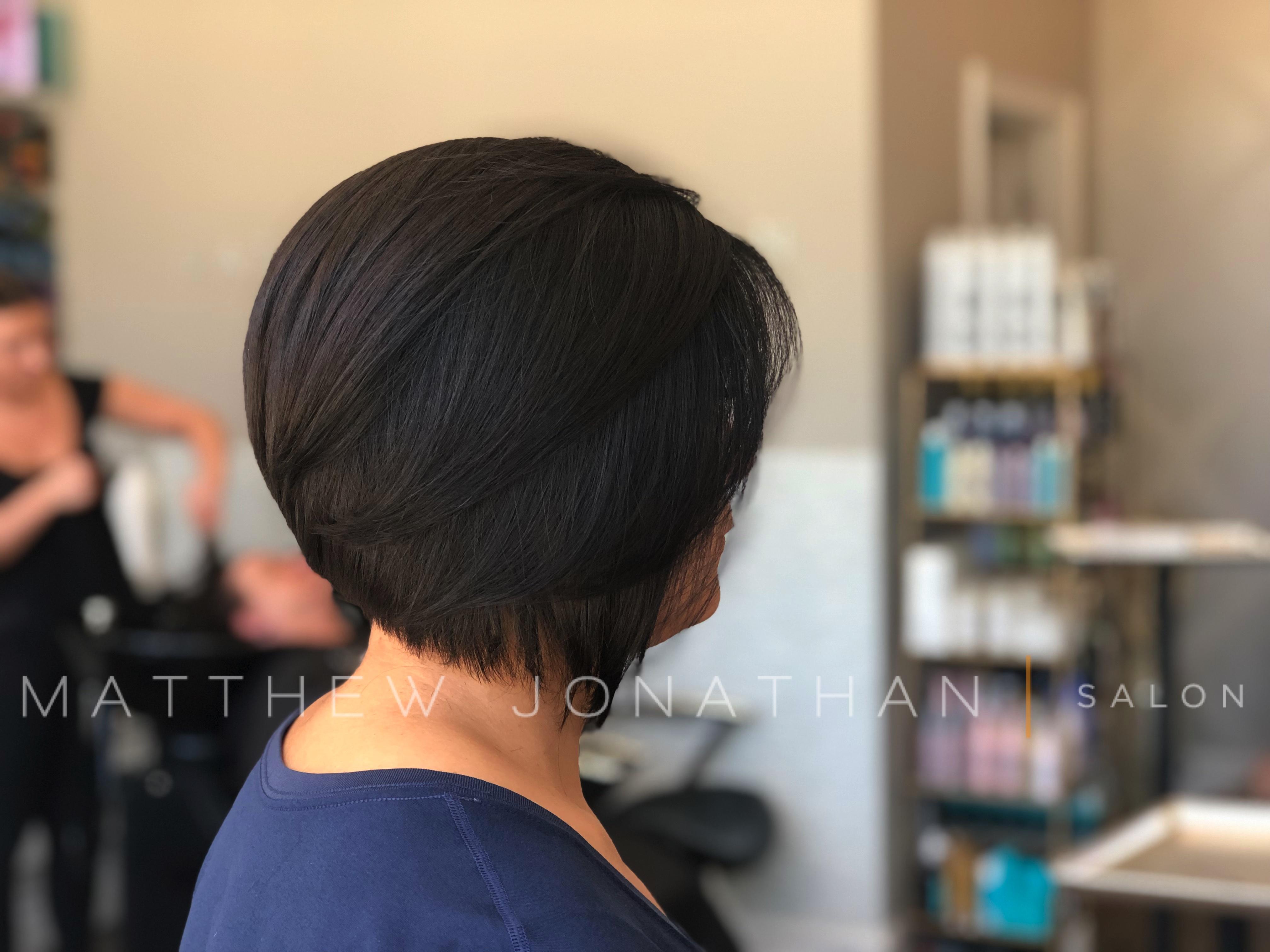 short haircut oakville