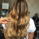 blonde balayage oakville